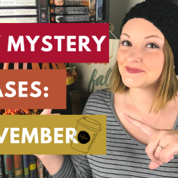November Cozy Mystery Releases