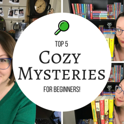 Top 5 Cozy Mysteries for Beginners