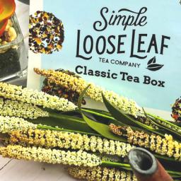 Review|Simple Loose Leaf Tea Company