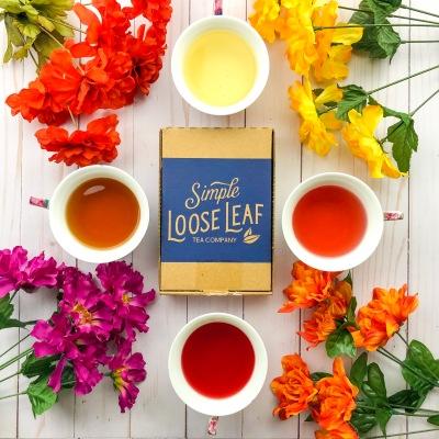 Simple Loose Leaf Tea