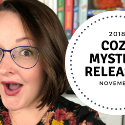 Cozy Mystery Releases| November 2018
