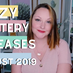 Cozy Releases| August 2019